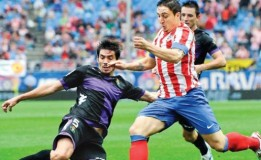 Prediksi Skor Pertandingan Real Valladolid Vs Atletico Madrid  22 September 2013