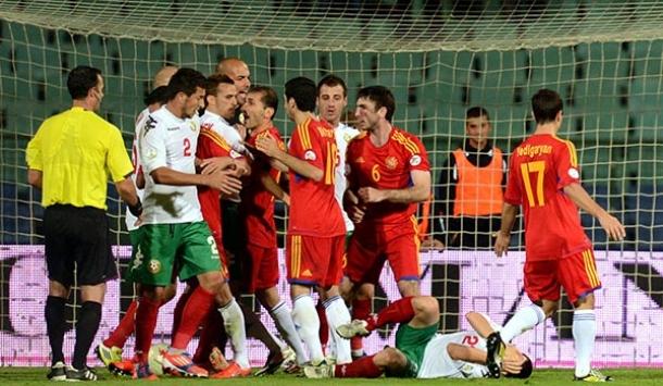 Prediksi Skor Pertandingan Armenia Vs Bulgaria  11 Oktober 2013