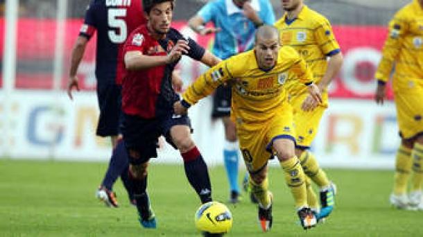 Prediksi Skor Pertandingan Cagliari Vs Catania  19 Oktober 2013