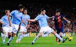 Prediksi Skor Pertandingan Celta Vigo Vs Barcelona  30 Oktober 2013