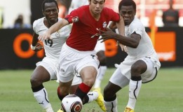 Prediksi Skor Pertandingan  Ghana Vs Egypt 15 Oktober 2013