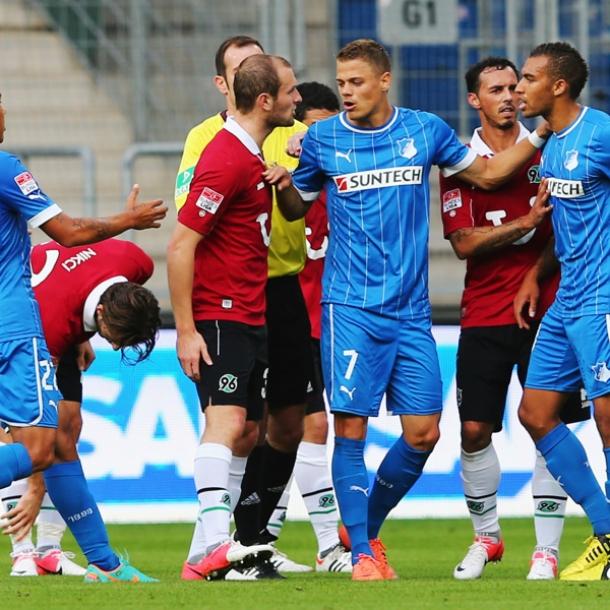 Prediksi Skor Pertandingan Hannover Vs Hoffenheim  26 Oktober 2013
