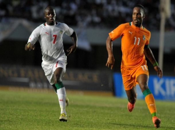 PrediKSI Skor Pertandingan  Ivory Coast Vs Senegal  Tanggal 13 Oktober 2013
