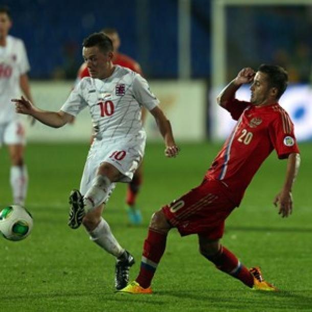 Prediksi Skor Pertandingan Luxembourg Vs Russia  12 Oktober 2013
