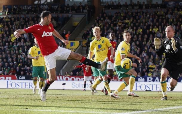 Prediksi Skor Pertandingan Manchester United Vs Norwich City   30 Oktober 2013