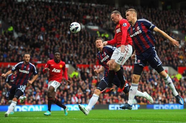 Prediksi Skor Pertandingan Manchester United Vs Stoke City 26 Oktober 2013