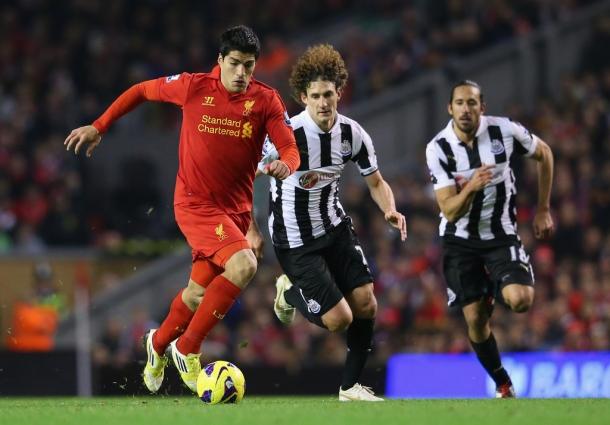 Prediksi Skor Pertandingan Newcastle United Vs Liverpool 19 Oktober 2013