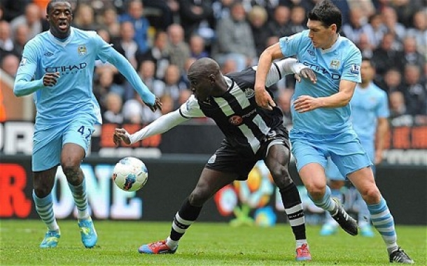 Prediksi Skor Pertandingan Newcastle Vs Manchester City 31 Oktober 2013