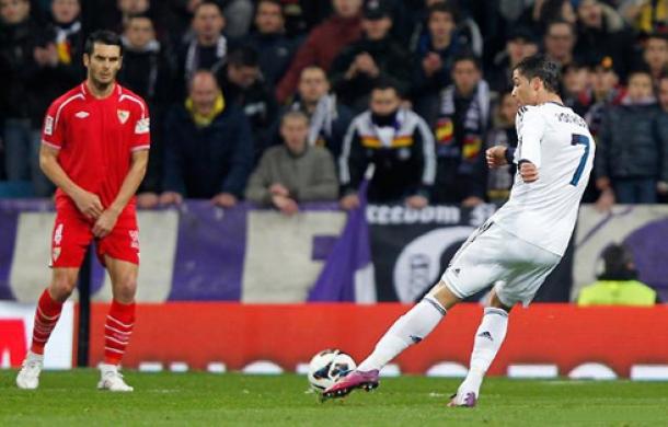 Prediksi Skor Pertandingan Real Madrid Vs Sevilla 31 Oktober 2013