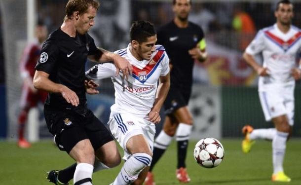 Prediksi Skor Pertandingan  Lyon Vs Real Betis  29 November 2013
