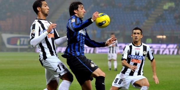 Prediksi Skor Pertandingan Udinese Vs Inter Milan  03 November 2013