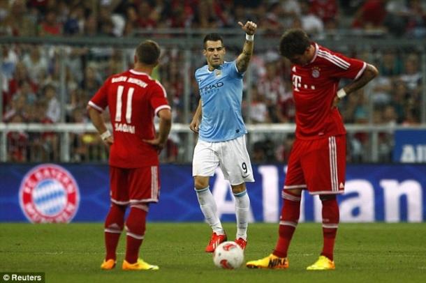 Prediksi Skor Pertandingan Bayern Munich Vs Manchester City 11 Desember 2013