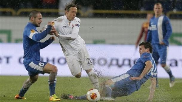 Prediksi Skor  Pertandingan Fiorentina Vs Dnipro 13 Desember 2013