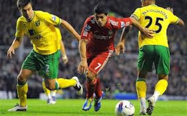 Prediksi Skor Pertandingan Liverpool Vs Norwich City  5 Desember 2013