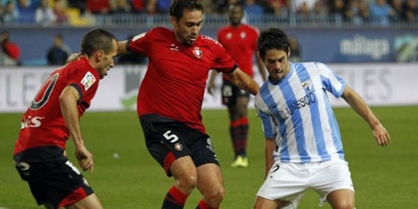 Prediksi Skor Pertandingan Osasuna Vs Malaga 18 Desember 2013