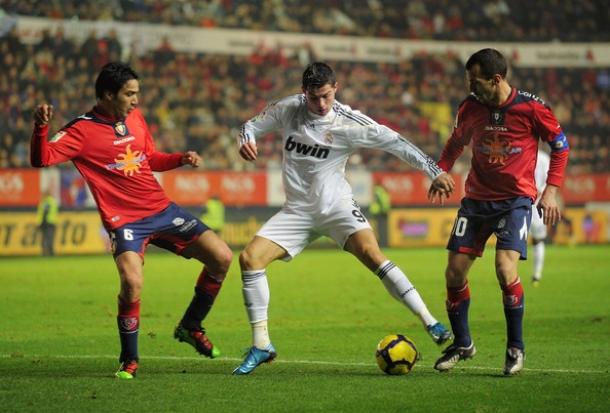 Prediksi Skor Pertandingan Osasuna Vs Real Madrid 14 Desember 2013