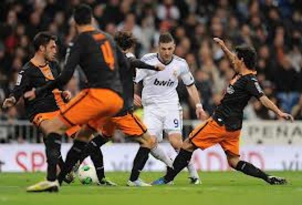 Prediksi Skor Pertandingan Valencia Vs Real Madrid 23 Desember 2013