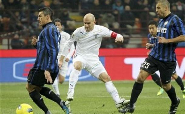 Prediksi Skor Pertandingan Lazio Vs Inter Milan  7 Januari 2014