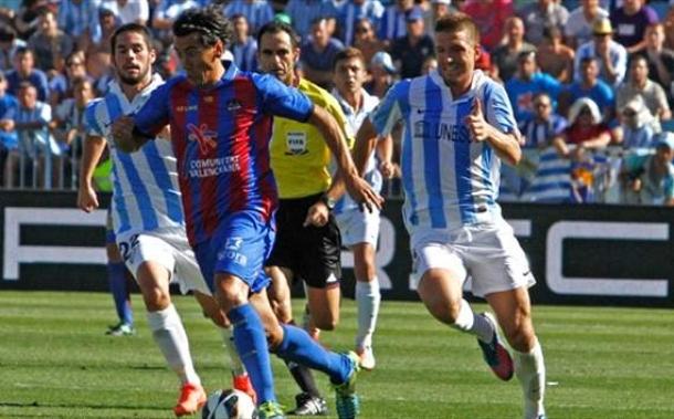 Prediksi Skor Pertandingan Levante Vs Malaga 14 Januari 2014