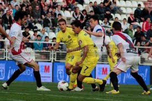 Prediksi Skor Pertandingan Rayo Vallecano Vs Villarreal 7 Januari 2014