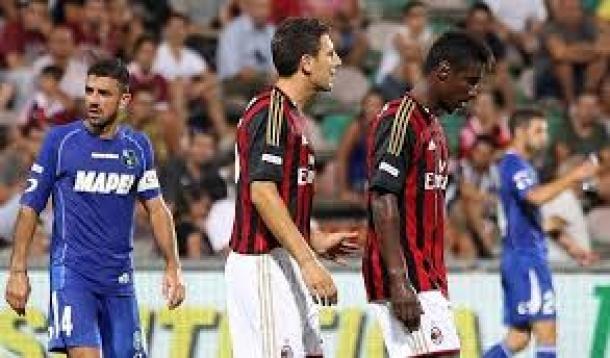 Prediksi Skor Pertandingan Sassuolo Vs AC Milan 13 Januari 2014