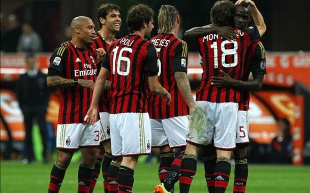 Prediksi Skor Akhir AC Milan Vs Livorno 19 April 2014