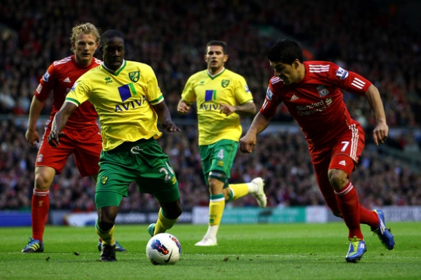 Prediksi Skor Akhir Norwich City Vs Liverpool 20 April 2014