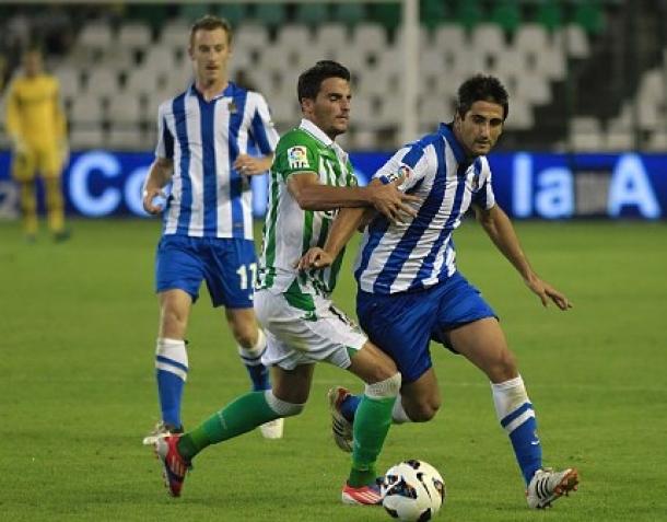Prediksi Skor Akhir Real Betis Vs Real Sociedad 27 April 2014