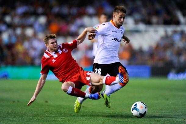 Prediksi Skor Akhir Valencia Vs Sevilla 2 Mei 2014