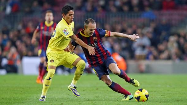 Prediksi Skor Akhri Villarreal Vs Barcelona 28 April 2014