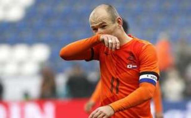 Arjen Robben Tak Ingin Rafael Van Der Vaart Absen Bersama Timnas Belanda