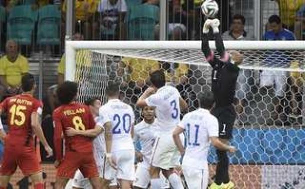 Eden Hazard : Lontarkan Pujian Kepada Tim Howard