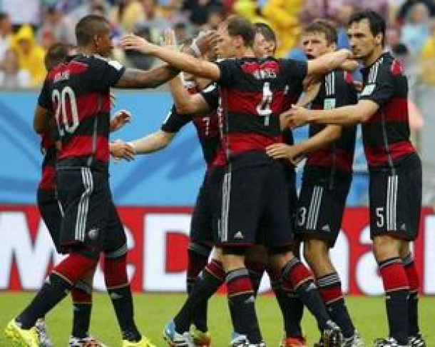 Prediksi Skor Akhir Brasil Vs Jerman 9 Juli 2014