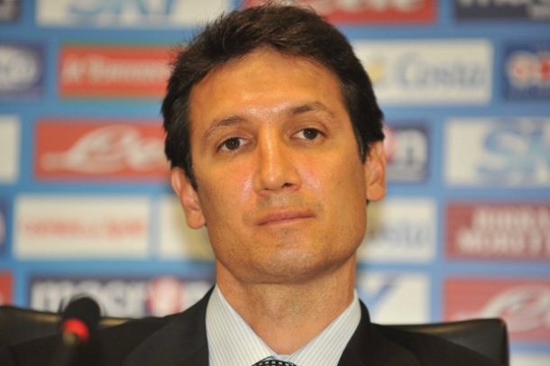 Napoli Bantah Datangkan Kembali Lavezzi
