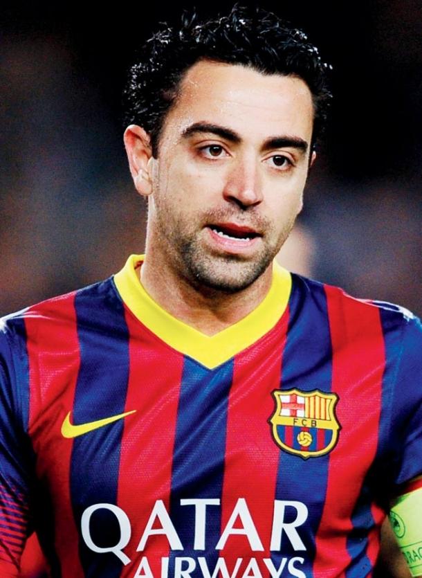 Xavi : Hukuman Suarez Tidak Adil
