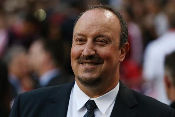 Benitez: Kami Memang Sudah Sepantasnya Dapatkan 3 Poin!