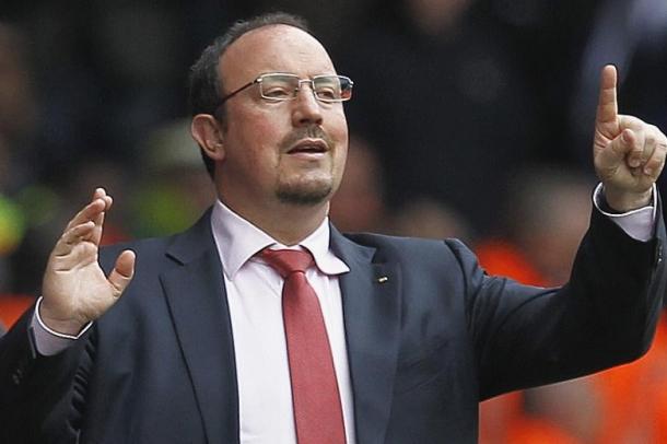 Benitez Sudah Prediksi Kemenangan Timnya