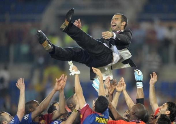 Barcelona Akan Menyambut Kepulangan Pep