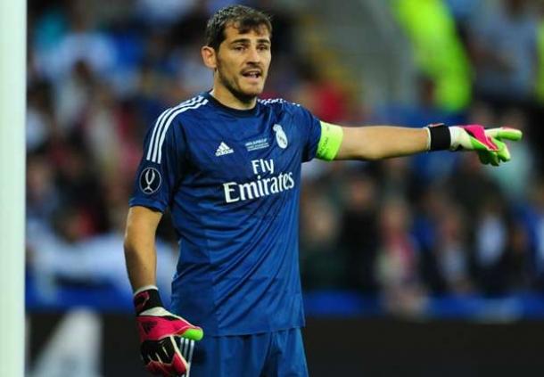 Casilla Percaya Diri Akan Dipertahankan Oleh Madrid