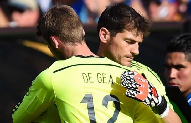 Casillas Mendukung De Gea Ke Bernabeu