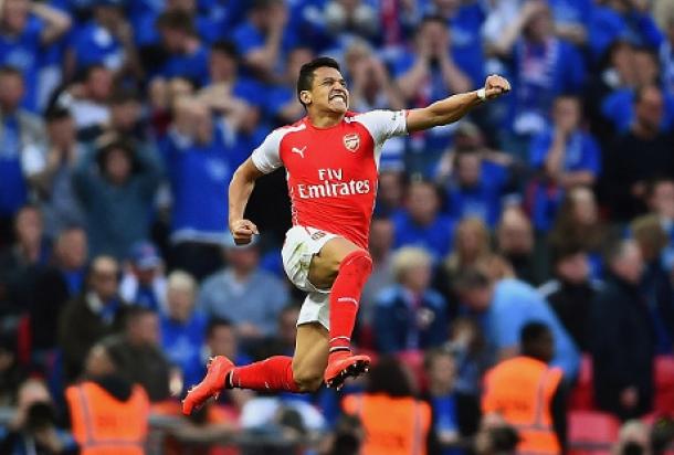 Mimpi Sanchez Raih Banyak Gelar Bersama The Gunners