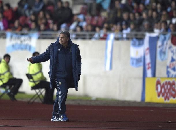 Argentina Harus Bisa Lebih Konsisten