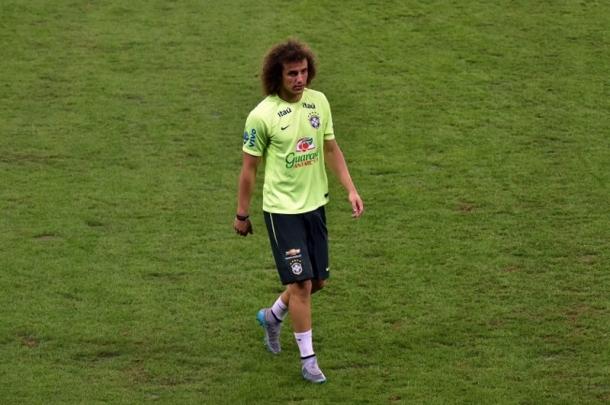 David Luiz Nilai Brasil Sudah Bisa Bangkit Dari Piala Dunia