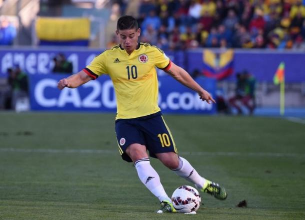 Dua Bintang Andalan Kolombia Harus Diwaspadai Brasil