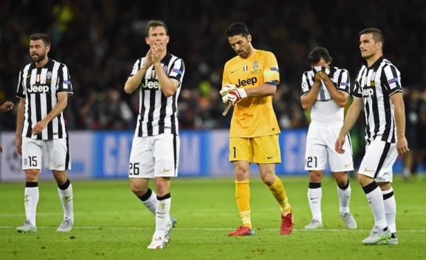 Sama Sekali Tak Ada Penyesalan Atas Kekalahan Juventus