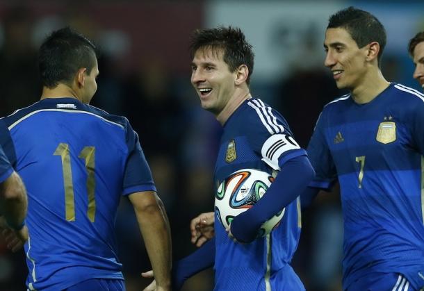 Target Messi Di Ajang Copa America