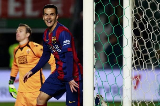 Barcelona Belum Memberikan Sinyal Akan Melepas Wingernya