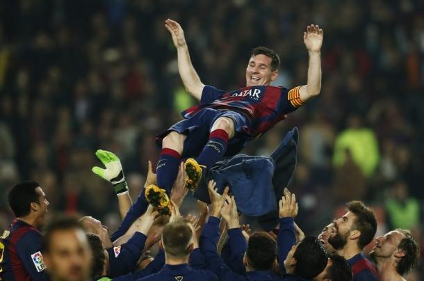Messi Masih Yang Terbaik Sepanjang Masa