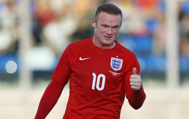 49 Gol Rooney Menjadikannya Top Skor Bagi Inggris Bersama Bobby Charlton