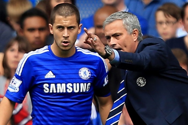 Dapatkan Kritikan Dari Mourinho, Hazard Berjanji Untuk Perbaiki Penampilannya
